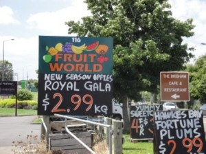 Fruit World, Greenhithe, Auckland, New Zealand