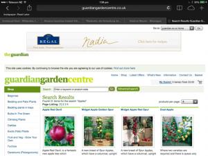 Guardian garden centre
