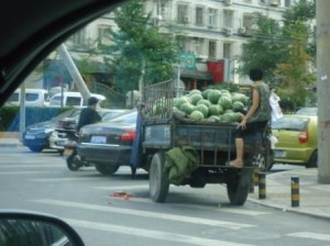 Beijing Watermelon Seller